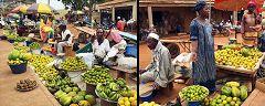 Kédougou: mercato