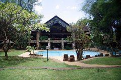 Serena Lodge Samburu