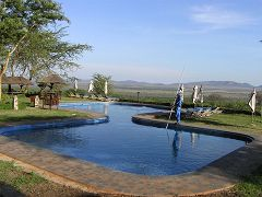Seronera Sopa Lodge (Serengeti)