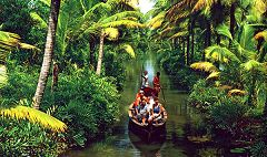Alappuzha (Alleppey) Backwaters
