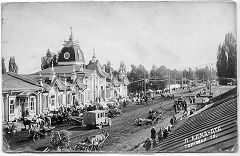 Alma-Ata (Almaty)