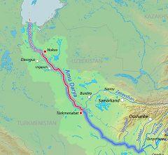Amu Darya (fiume)