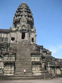 Angkor Vat (Cambogia)