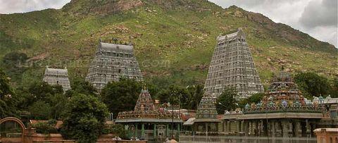 Thiruvannamalai, Arunachaleswar Temple