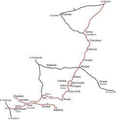 Ferrovia Turkestan-Siberiana