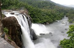 Athirappaly Waterfall