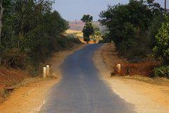 Strada da Aungpan to Pindaya