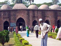 Bagerhat: Moschea Shatgumbad