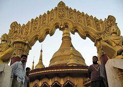 Bandarban: Tempio Buddha Dhatu Jadi