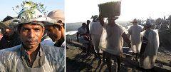 Chittagong: pescatori