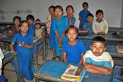 Crowpara: scuola