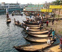 Dhaka: Sadar Ghat