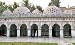 Dhaka: moschea Star