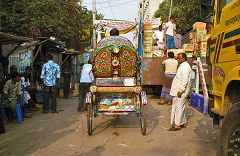 Dhaka: risciò