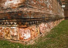 Paharpur: monastero buddista