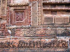 Puthia: tempio di Shiva