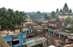 Puthia: tempio di Govinda
