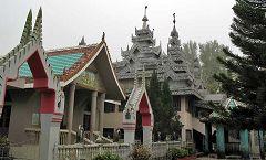 Rangamati: tempio