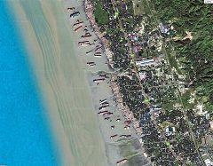 Sitalpur: demolizione navi