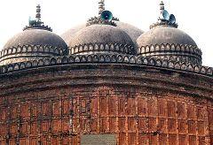 Tangail: moschea Atia