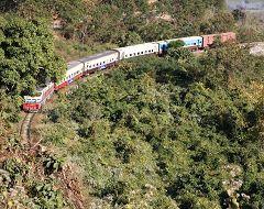 Bawa Thanthayar Rail Bridge