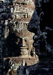 Bayon (Angkor Thom, Cambogia)