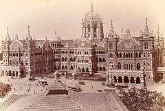 Bombay: Victoria Station
