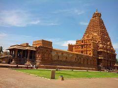 Tanjore - Brihadishwara Temple