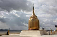 Bu Paya Golden Stupa (Bagan)