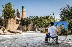 Bukhara: Char Minar