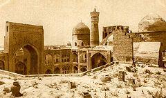Bukhara: Kalyan