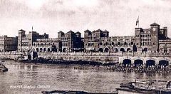 Calcutta: Howrah station