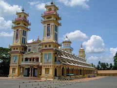 Il Tempio Caodista di Tay Ninh