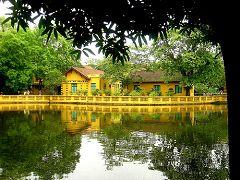 La casa di Ho Chi Minh