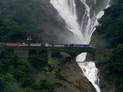 Dudhsagar Falls (Goa)