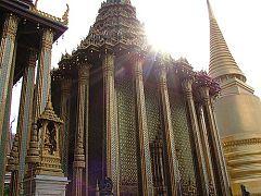 Grand Palace, il Phra Mondop  (Bangkok)