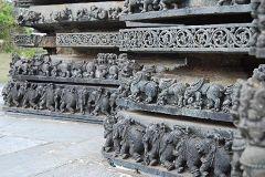Halebid, Hoysaleswara Temple
