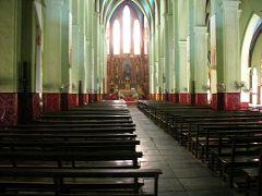 La Cattedrale Cattolica