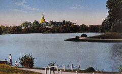 Royal Lakes, Rangoon