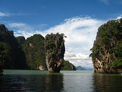 Khao Tapu (James Bond Island)
