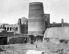 Khiva: Madamin Khan (Kalta Minor)