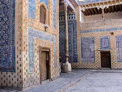 Khiva: Tash Hauli palace