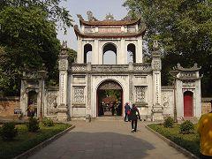 Van Mieu , tempio della Letteratura