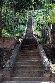 Phou Si Mountain