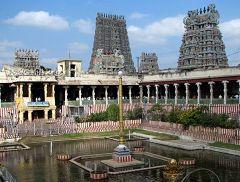 Madurai, Meenakshi Temple