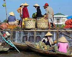 Can Tho (delta del Mekong)