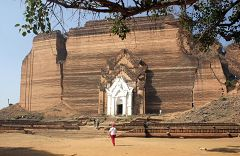 Mingun Pagoda (Mandalay)