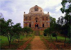 Mausoleo di Mohammed Shah