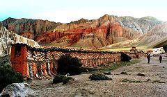 Ghemi: muro di preghiera