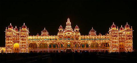 Mysore Palace (Maharajah's Palace)